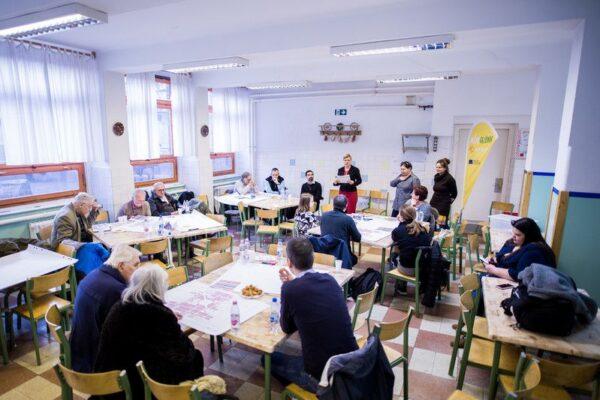 Konkrét tervek is születtek a közösségi tervezés során