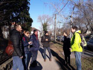 Indul a szakértői bejárás Törökőrön 2019 februárjában