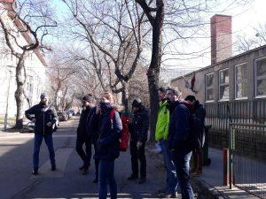 Ötletbörze a Bölcsőde utca előtti terület biztonságosabbá tételére