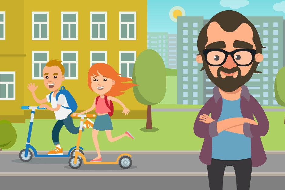 Fenntartható városi mobilitás