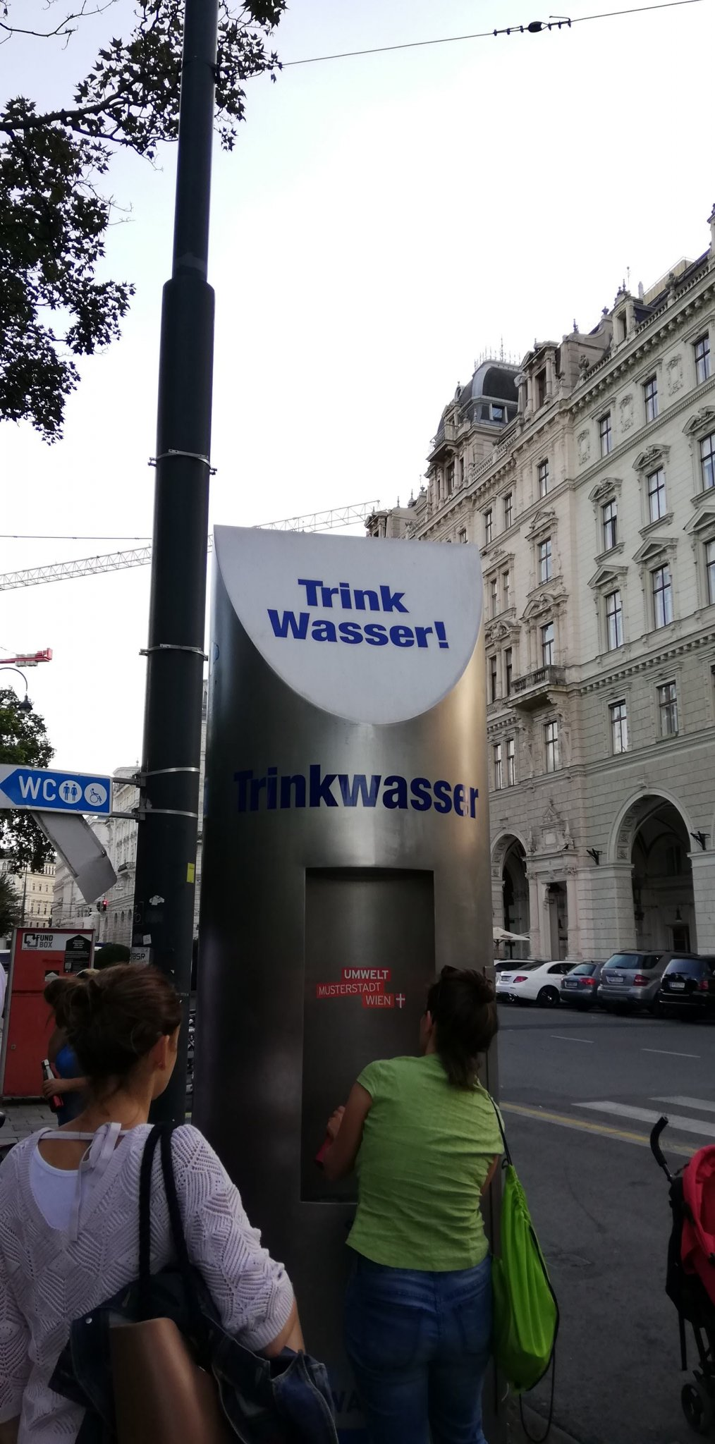 Igyál vizet! (Bécs fizet)